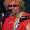 Sammy Hagar, Tahoe, April 29, 2005.