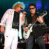 Sammy Hagar and Neal Schon, Tahoe, April 29, 2005.
