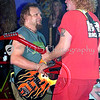 Michael Anthony and Sammy Hagar, Tahoe, April 29, 2005.