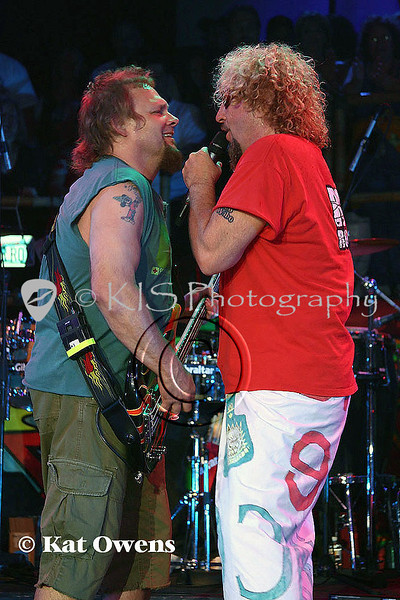 Mike and Sam, Tahoe, April 29, 2005