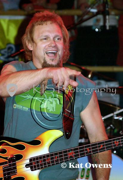 Michael Anthony, Tahoe, April 29, 2005.