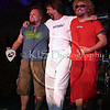 Los Tres Gusanos: Michael Anthony, David Lauser and Sammy Hagar, Tahoe, April 29, 2005.