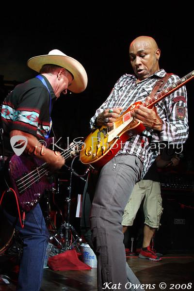 Bill Church & Vic Johnson