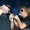 "Paul ""Bling Bling"" Binder & Sammy Hagar"