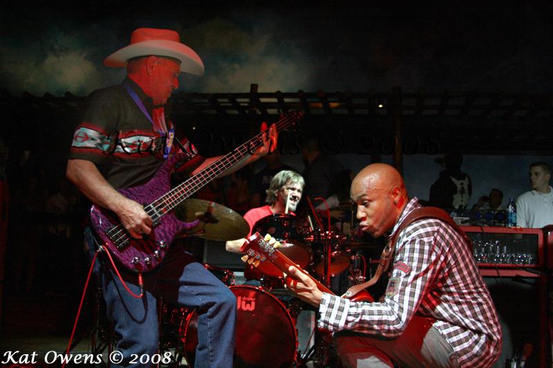 Bill Church, David Lauser & Vic Johnson