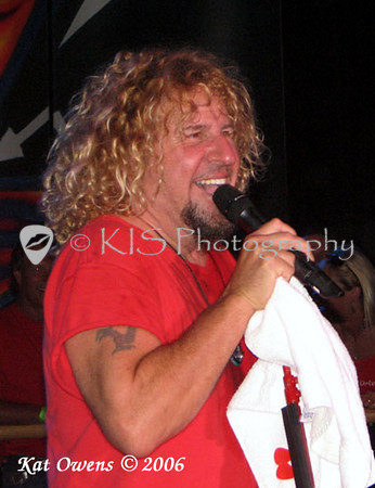 Sammy Hagar & the Waboritas w/The Other Half featuring Michael Anthony