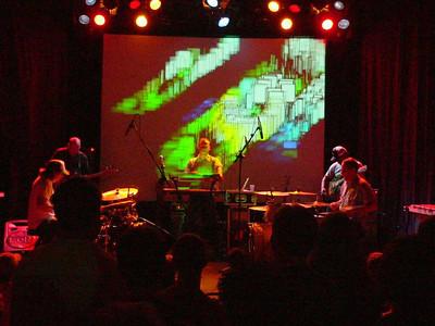 Tortoise w/ Lichens: 6-18-07 Bluebird Theater