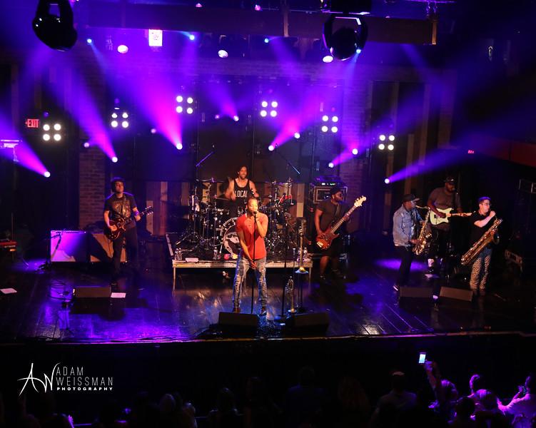 Trobone Shorty @ Revolution Live - Fort Lauderdale, FL - 9/29/17