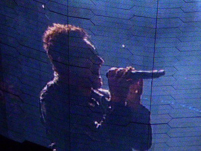 Bono on big screen