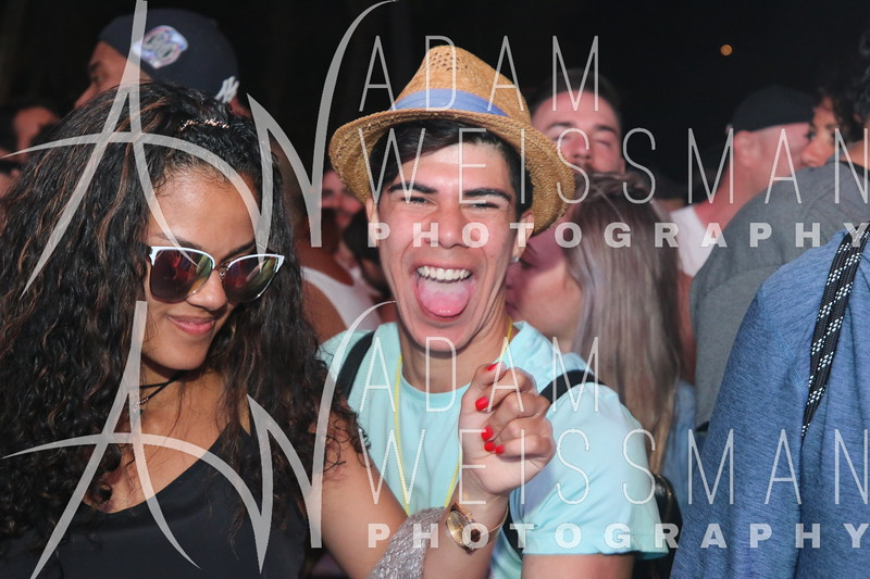 Crowd Photos at All Gone Pete Tong Pool Party 2018