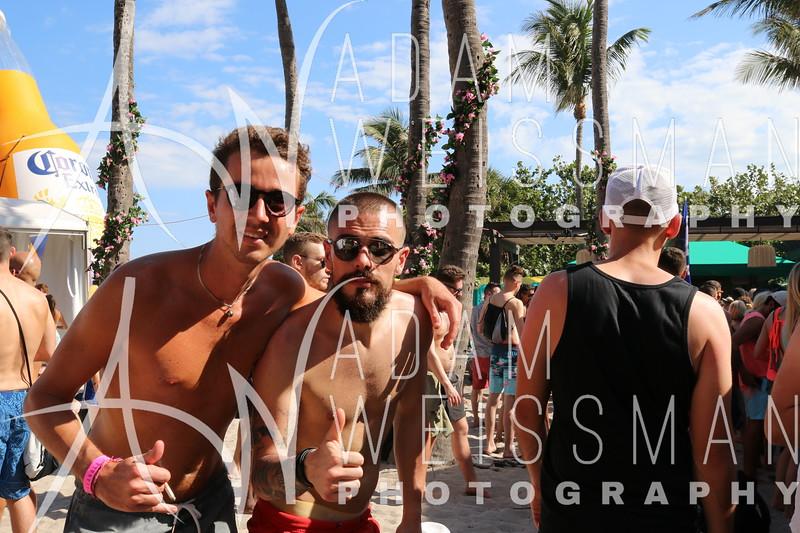 Crowd Photos at DJ Mag Party 2018
