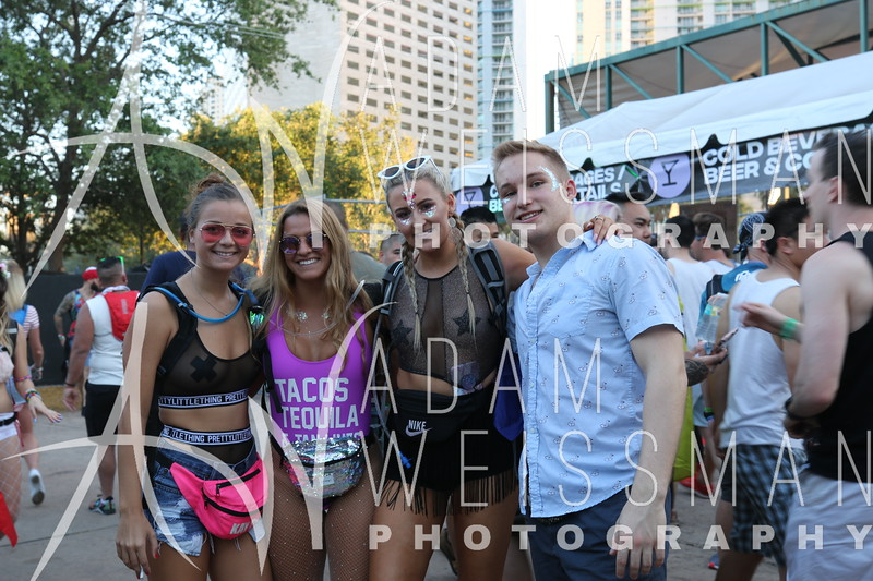 Crowd @ Ultra Miami @ Bayfront Park 2018