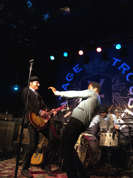 Vintage Trouble, The Demo STL, 2/27/13