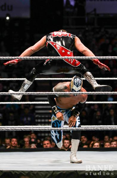 WWE @ Sun Bank Center