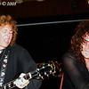 Dave Meniketti and Phil Kennemore, Mystic Theatre, November 12, 2005