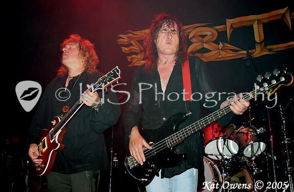 Dave Meniketti & Phil Kennemore, Mystic Theatre, November 12, 2005