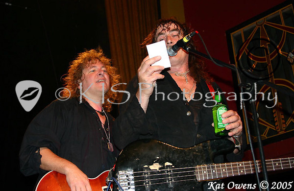 Dave Meniketti & Phil Kennemore, Mystic Theatre, November 12, 2005