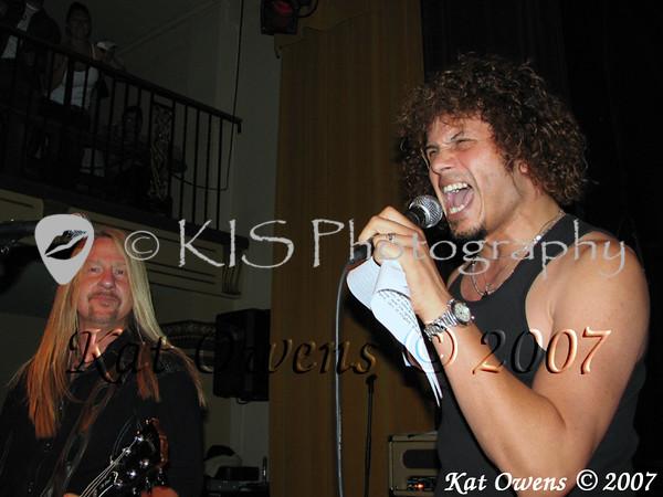 John Nymann & Jeff Scott Soto