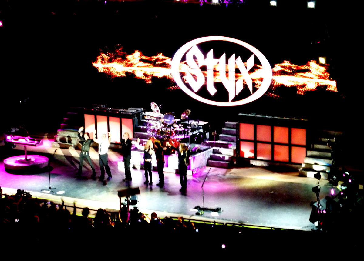 Styx wrapping it up.