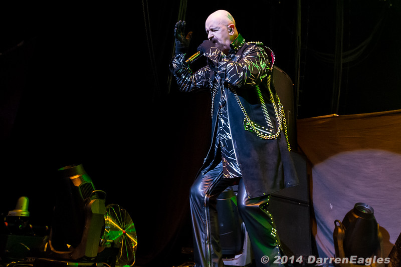 Judas Priest performs at Casino Rama