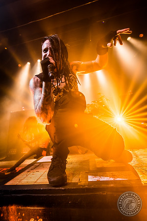 16-11-23 - Toronto  - HELLYEAH performed at Danforth Music Hall in Toronto.  (c) 2016 - Darren Eagles Photography