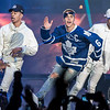 16-05-18 - Toronto  - Canadian pop superstar JUSTIN BIEBER brought his Purpose Tour to the Air Canada Centre.  Opening the show was POST MALONE and MOXIE RAIA.  Pictured: Justin Bieber.<br /> (c) 2016 - Darren Eagles Photography