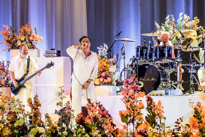 2015 May 09 - Toronto - Faith No More performs in Toronto.