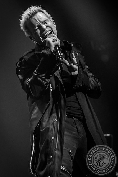 16-07-06 - Rama  - 80's icon BILLY IDOL performed at Casino Rama.<br /> (c) 2016 - Darren Eagles Photography