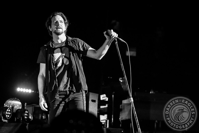 16-05-10 - Toronto  - Seattle rockers PEARL JAM performed at the Air Canada Centre.<br /> (c) 2016 - Darren Eagles Photography