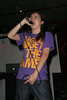 Lady Sovereign live in concert at Studio b in New York.  <center>New York, NY May 19, 2007 Photo by ©Steve Mack