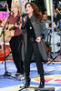 Martina McBride in concert on the NBC Today Show on the Plaza at Rockefeller Center in New York City.<br /> New York, NY August 24, 2007<br /> Photo by Steve Mack/S.D. Mack Pictures