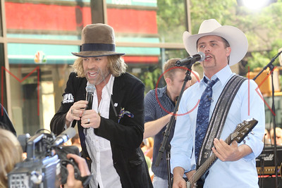 NBC Today Show Concert with Big & Rich