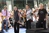 James Pankow, Walt Parazaider, Lee Loughnane at NBC Today Show's Concert with Chicago & America on the Plaza at Rockefeller Center.  <center>New York, NY June 22, 2007 Photo by ©Steve Mack/S.D. Mack Pictures