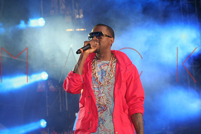 East Rutherford, NJ - June 02:  The 14th Annual HOT 97 Summer Jam, East Rutherford, USA