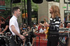 Adam Levine, James Valentine at The Toyota Concert Series on Today with Maroon 5 on the Plaza at Rockefeller Center in New York City.  <center>New York, NY May 28, 2007 Photo by ©Steve Mack