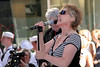 Blondie in concert on The Today Show.