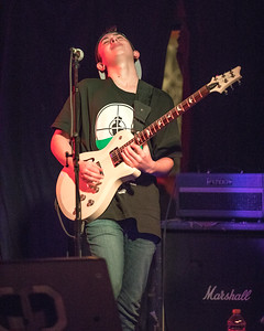 Sons Of Sound Revolution 12/29/18 Photo: John F. Sheehan Photography (www.jfsheehanphoto.com)
