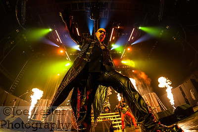Rob Halford, Judas Priest, Epitaph World Tour 2011, Bakersfiled, Ca. *ALL ACCESS*