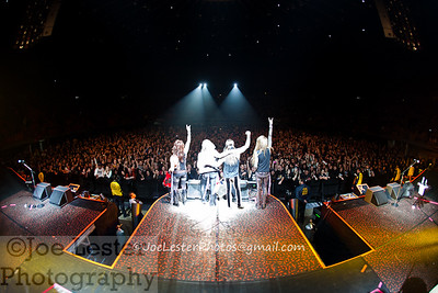Steel Panther, The Forum, Inglewood, Ca. 2011 *ALL ACCESS*