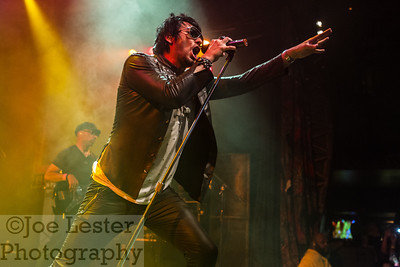 BETO CUEVAS at the Hollywood House of Blues 2013