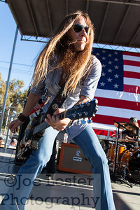 Charlie Starr - Blackberry Smoke - Los Angeles, Ca. 2012 *ALL ACCESS*
