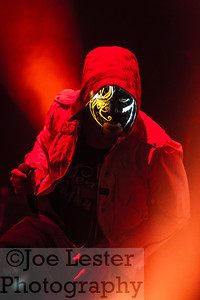 Johnny 3 Tears - Hollywood Undead, Key Club, Hollywood, Ca. 1-8-13 (Record Release Party)