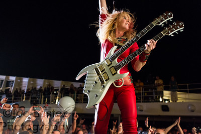 LITA FORD on the Monsters of Rock Cruise 2013 *ALL ACCESS*