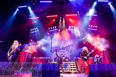 Judas Priest - Epitaph World Tour 2012, Porsche Arena, Stuttgart, Germany. *ALL ACCESS*
