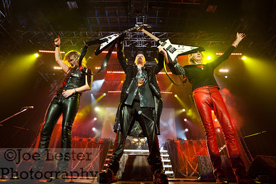 Judas Priest - Epitaph World Tour 2012, Pardubice, Czech. *ALL ACCESS*