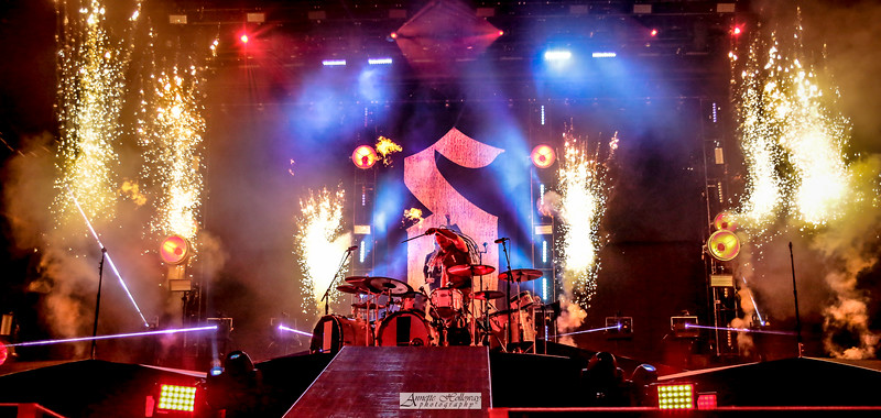 Shinedown at VA Beach on 8-18-18 © Annette Holloway Photography