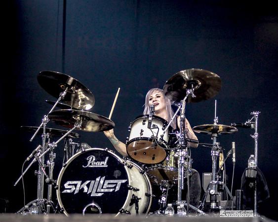 Skillet at LU Winterfest VA 12-31-17 © Annette Holloway Photo