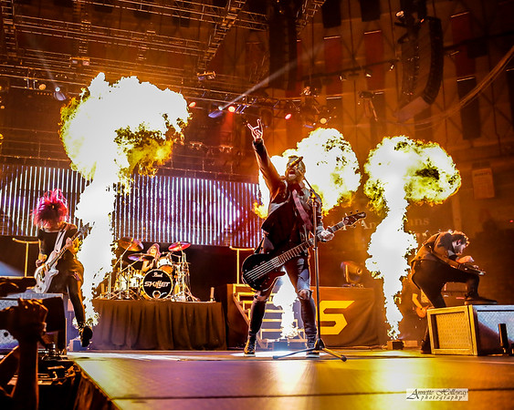 Skillet at LU Winterfest 12-31-18 by Annette Holloway Photography