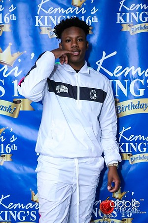 Kemari King's 16th Birthday Bash