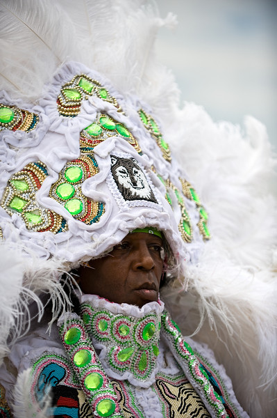 Mardi-gras indian